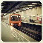 Métro, ligne 2-6, Bruxelles