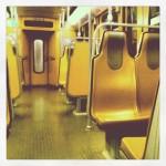 Dans la ligne 2 - Métro de Bruxelles