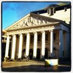 Theatre Royal de La Monnaie. Bruxelles