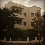 """Tel Aviv """"Bauhaus"""" - 12 août 2013"""