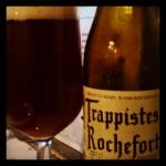 """""""Rochefort 8"""" (bière trappiste à fermentation haute, Restobières, Bruxelles"""