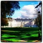 Parc du palais d'Egmont, Bruxelles