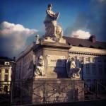 Place des Martyrs. - Bruxelles
